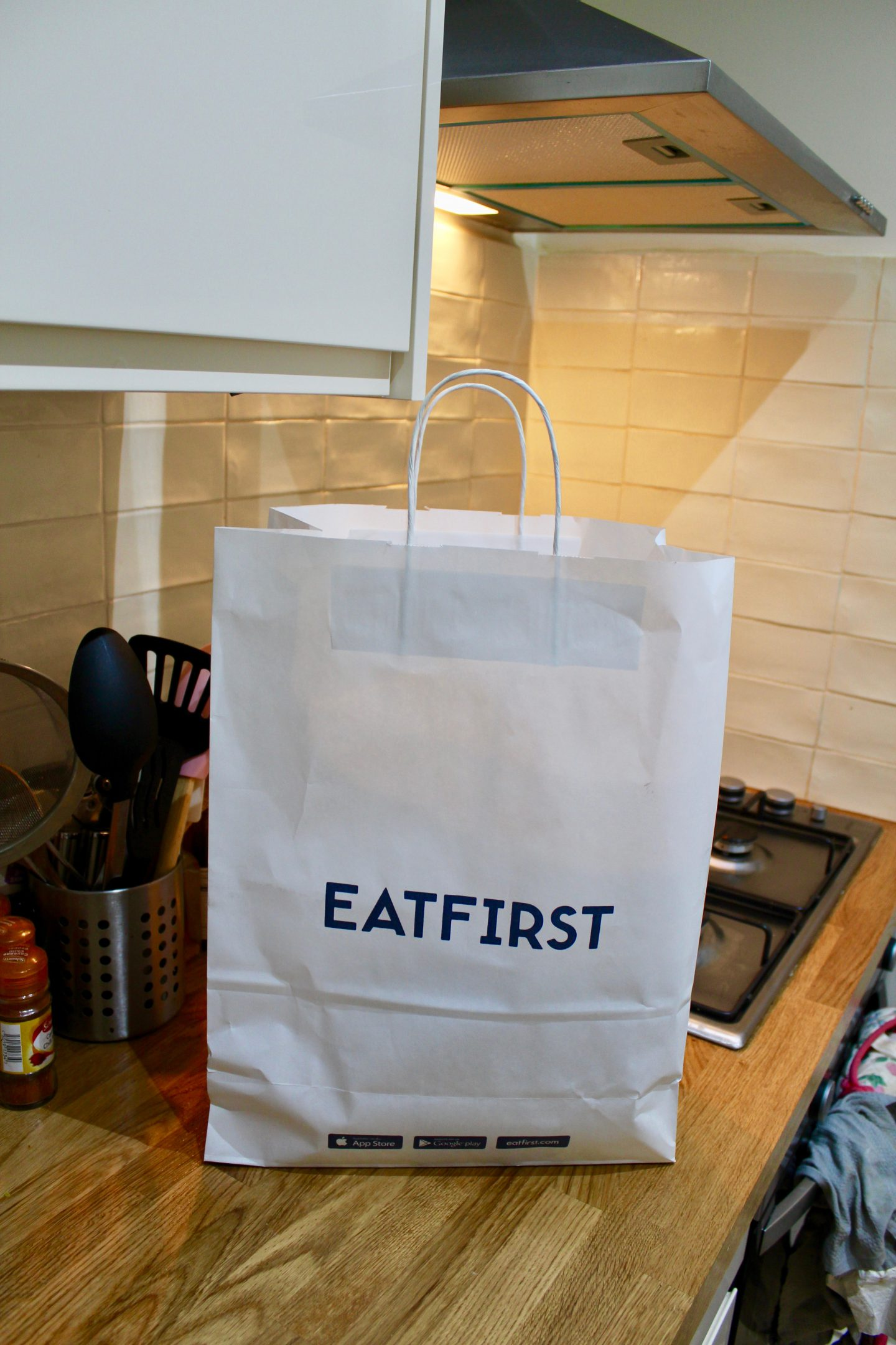 My week with Eat First