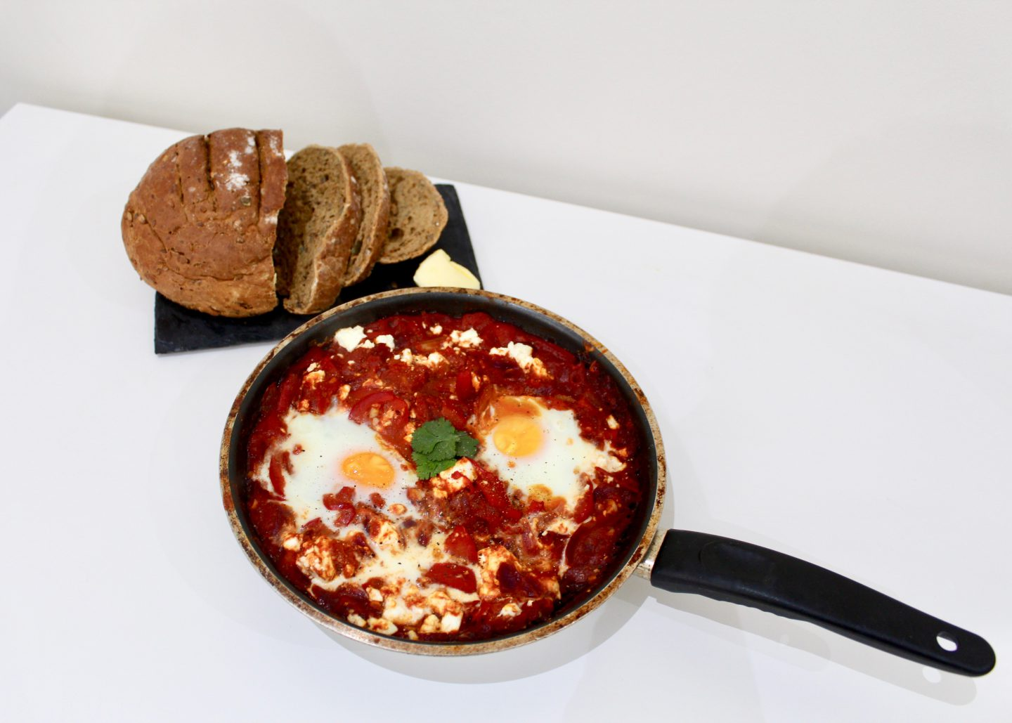 Chunky Saturday Morning Shakshuka